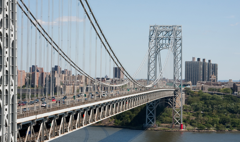 george washington bridge new york city new york usa vacation packages