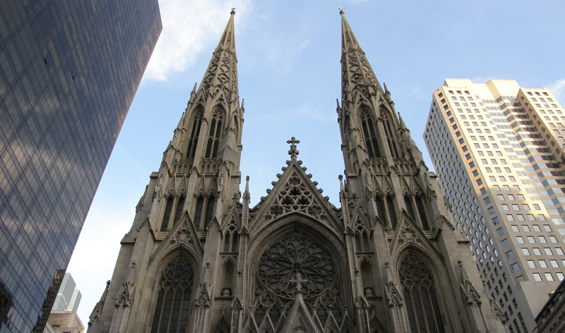 st patricks cathedral new york city new york usa vacation packages
