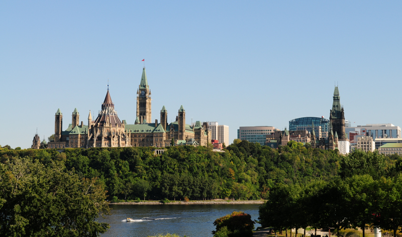 view of parliament hill ottawa ontario canada vacation packages cheap flights to ottawa