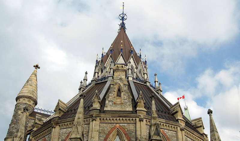library of ottawa at parliament ottawa ontario canada vacation packages cheap flights to ottawa