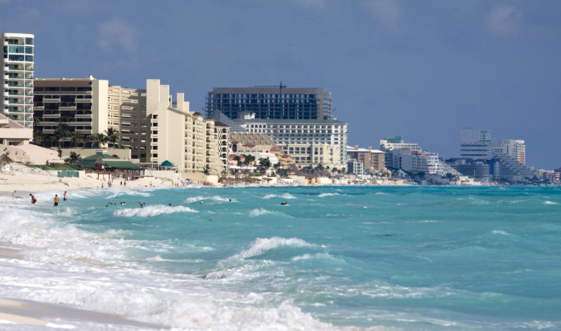 beach view cancun mexico vacation packages