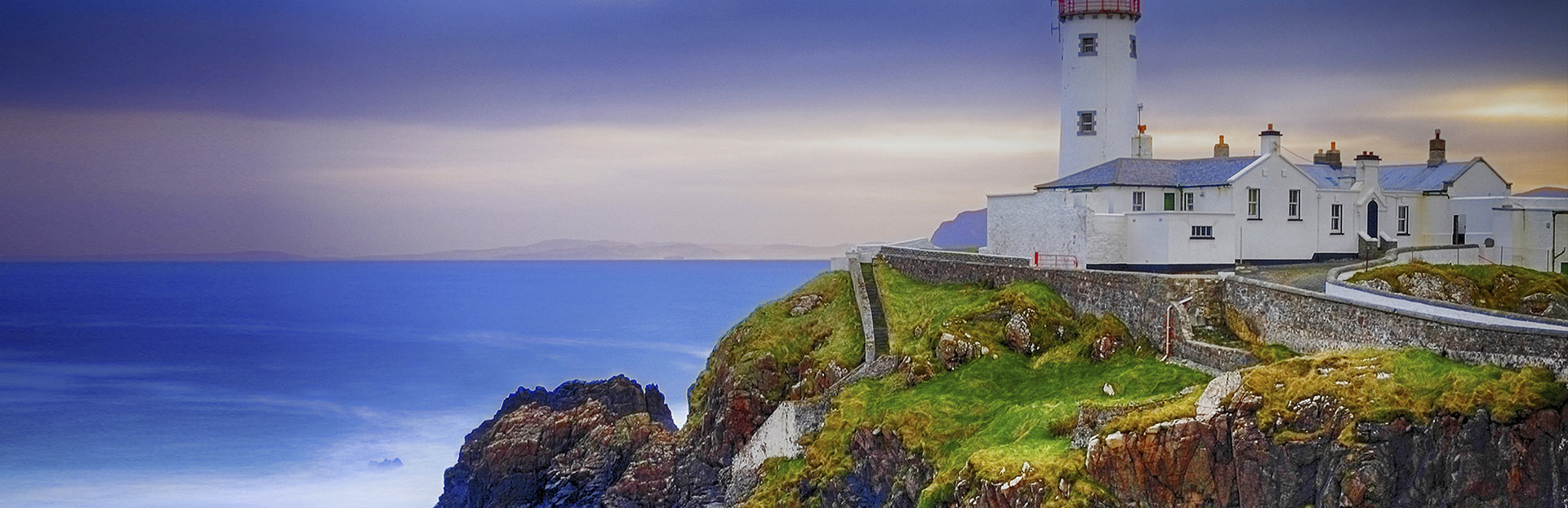 Ireland Fanad Lighthouse
