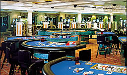 casino at sea