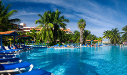 View of Pool - Barcelo Solymar, Varadero, Cuba