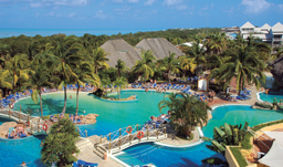 Aerial resort view - Royal Hicacos Resort, Varadero, Cuba