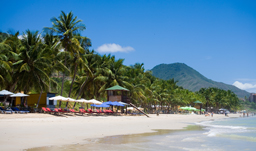 Beautiful tropical beaches - Margarita Island, Venezuela