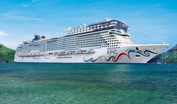 Carnival Cruises, couple on deck