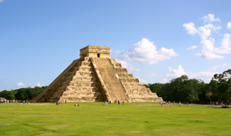Chichen Itza on the Yucatan Peninsula - Riviera Maya, Mexico