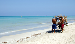 Stunning white-powdery sand beaches - Varadero, Cuba