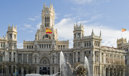 Cibeles Fountain - Madrid, Spain