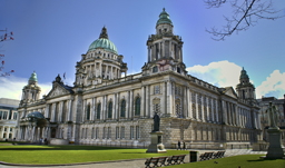 City Hall - Belfast, Northern Ireland, UK