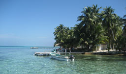 Second largest reef in the world - Belize City, Belize