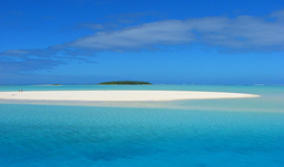 Beautiful beaches - Cook Islands
