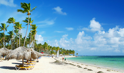 One of 365 beautiful beaches on the island of Antigua - Caribbean Vacation Packages