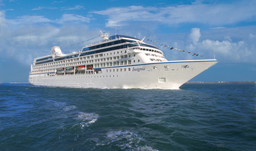 Oceania Cruises Insignia At Sea