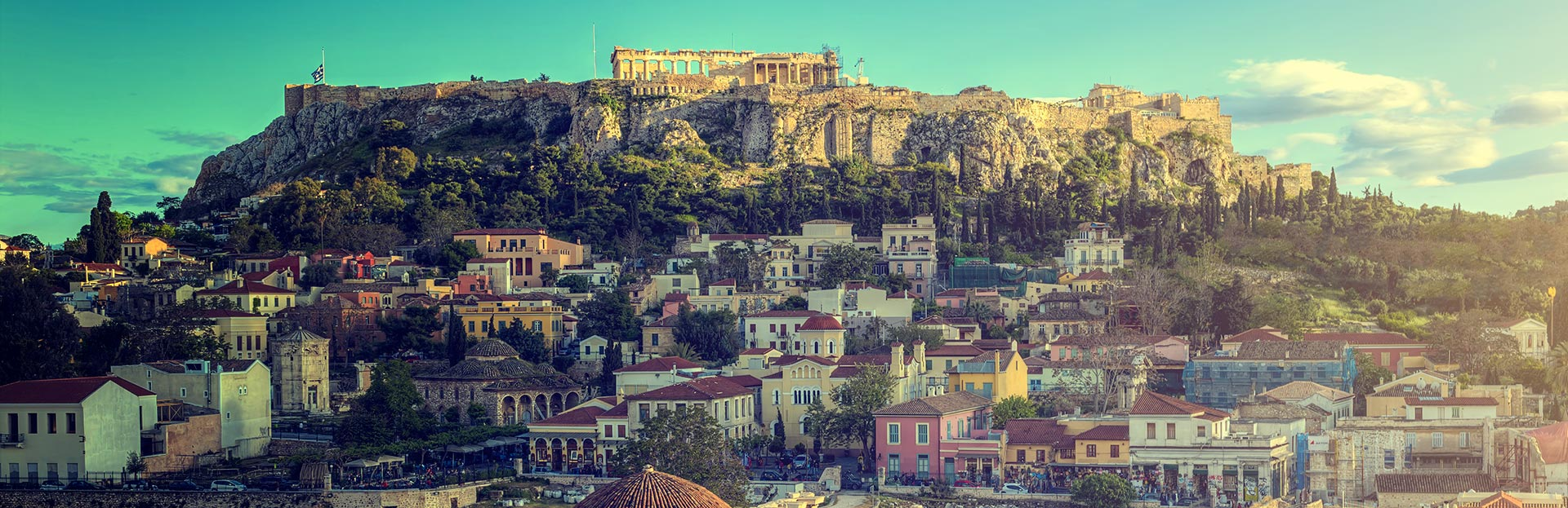 Athens Vacations Packages From Canada