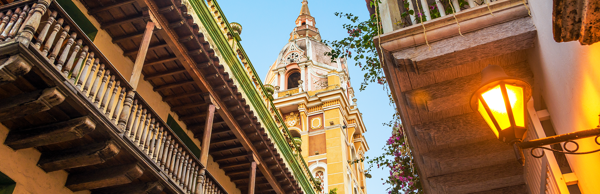 Colombia Vacations Packages From Canada