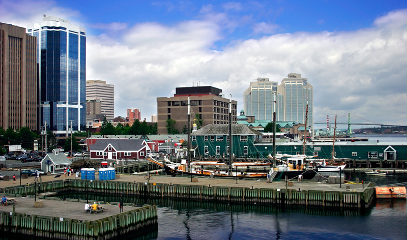 harbour by the city in halifax nove scotia canada vacation packages cheap flights from halifax