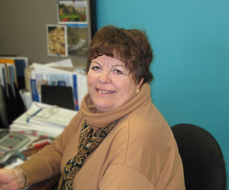 cathie milner a travel agent with tripcentral at maple mews in burlington ontario