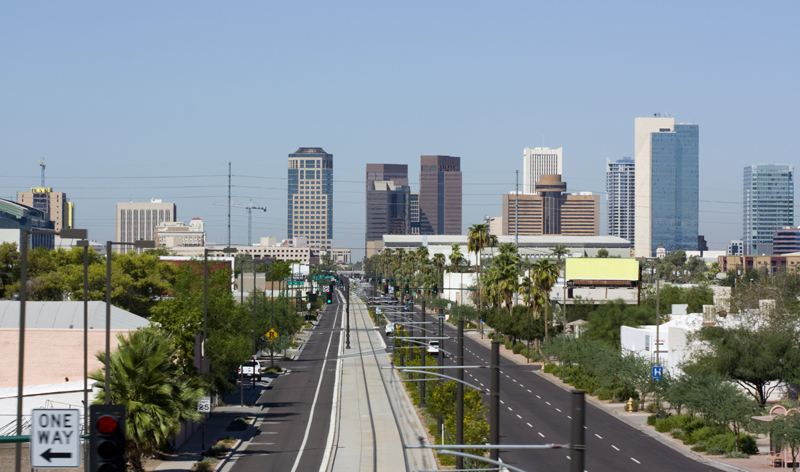 central avenue phoenix arizona usa vacation packages