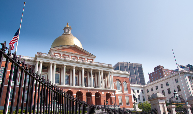 the massachusetts state houose boston massachusetts usa vacation packages