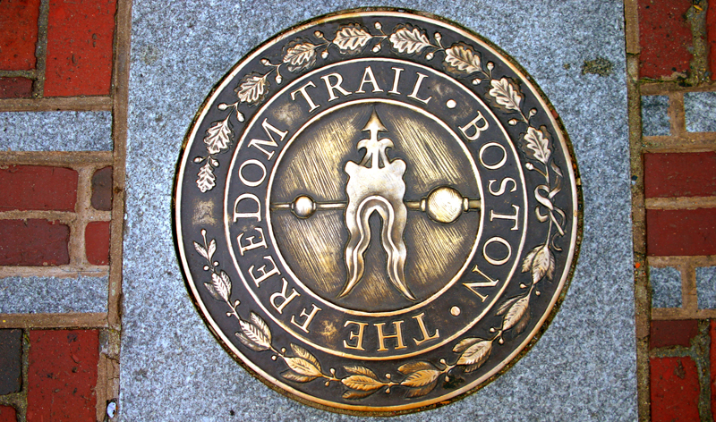 freedom trail boston massachusetts usa vacation packages