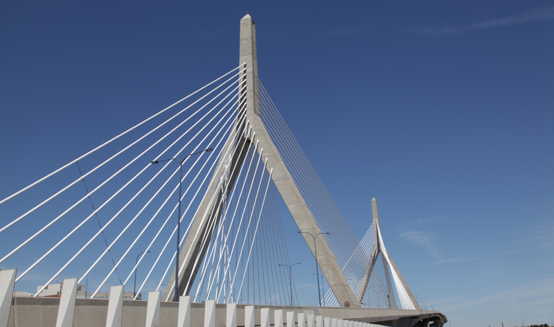 zakim bridge boston massachusetts usa vacation packages