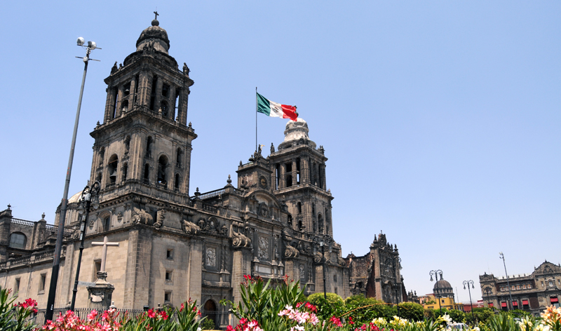 metropolitan cathedral in mexico city vacation packages cheap flights to mexico city