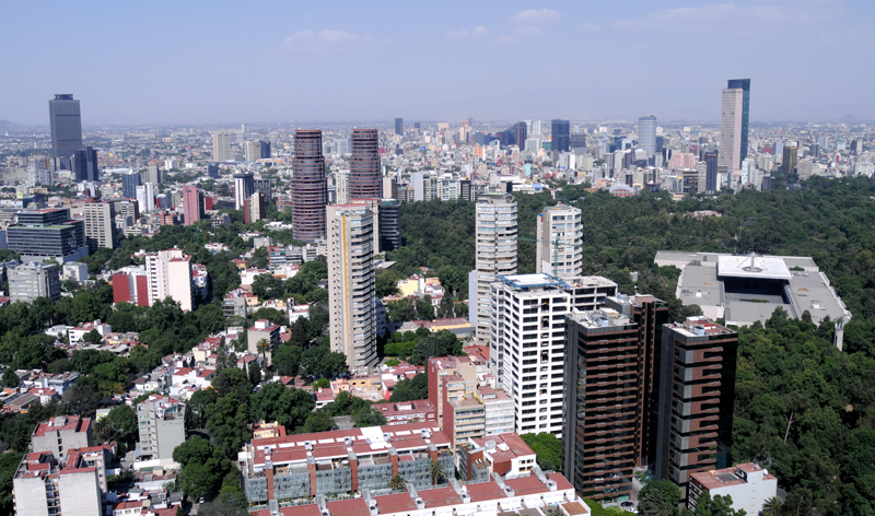 skyline of financial centre mexico city vacation packages cheap flights to mexico city