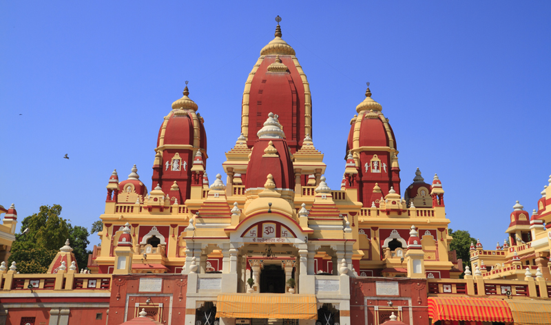 The Laxminarayan Temple is a temple in Delhi India