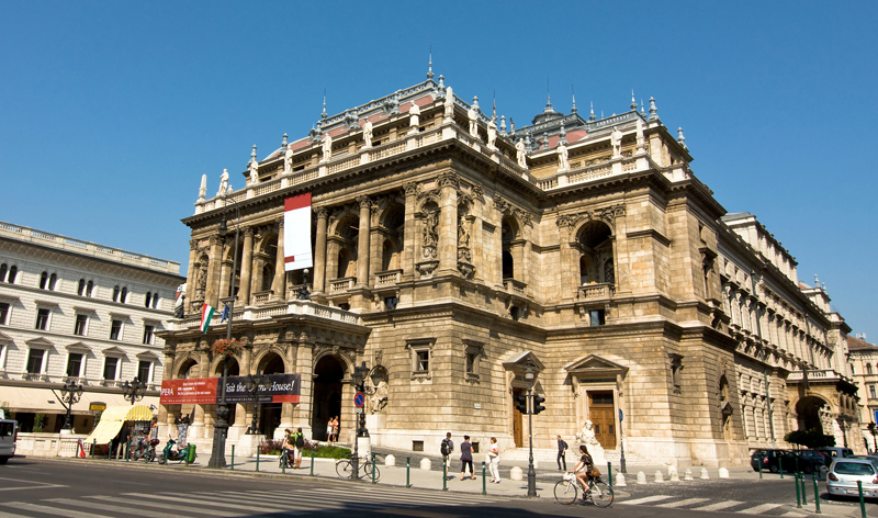 state opera budapest hungary europe vacation packages