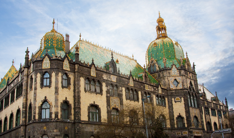 museum of applied arts budapest hungary europe vacation packages