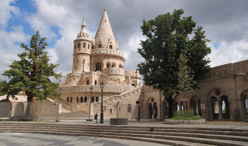 fishermens bastion on the castle hill budapest hungary europe vacation packages