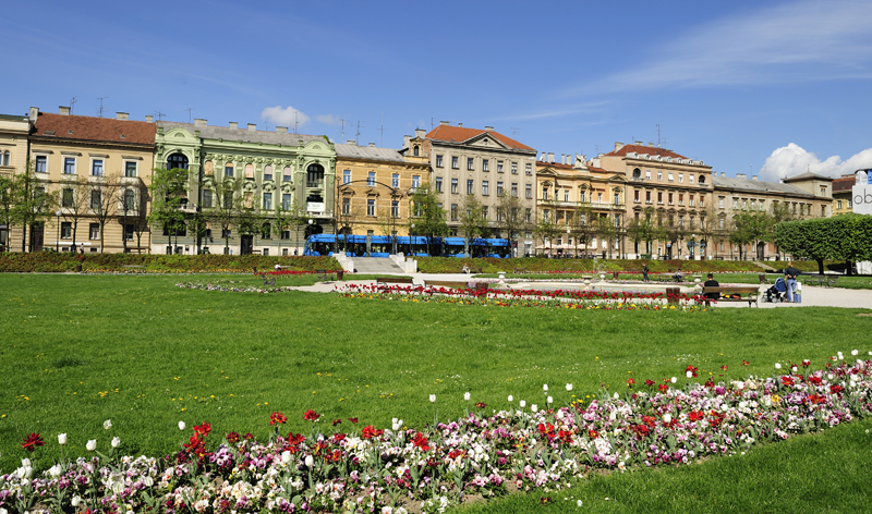 king tomislav square zagreb croatia europe vacation packages