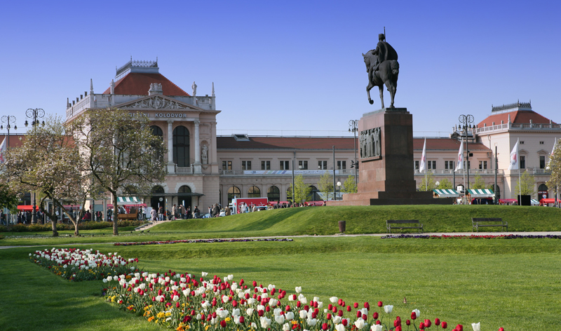 central railway station zagreb croatia europe vacation packages