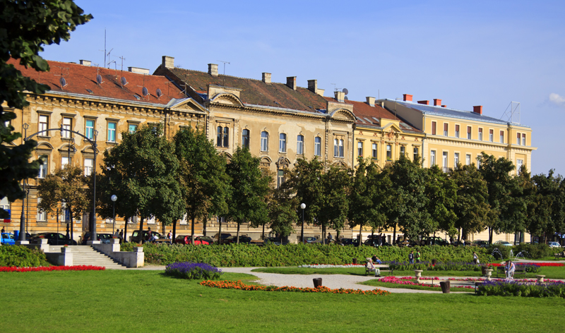 city centre zagreb croatia europe vacation packages