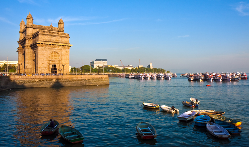 gateway to india mumbai bombay india
