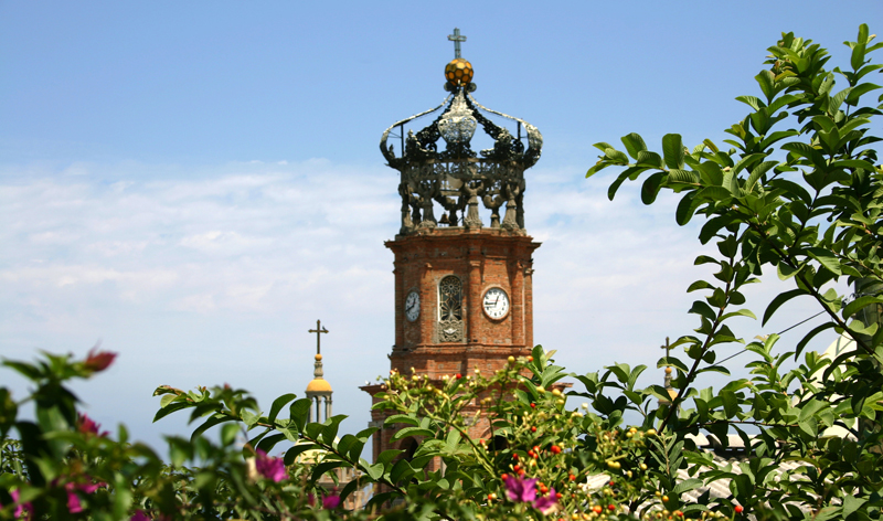 our lady of guadeloupe cathedral puerto vallarta mexico vacation packages