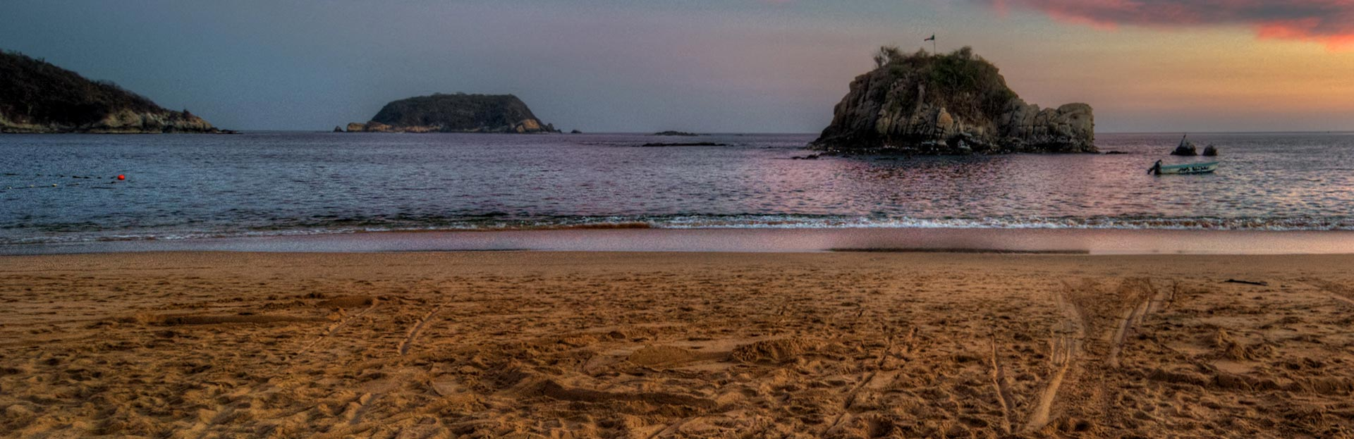 Huatulco Sunset
