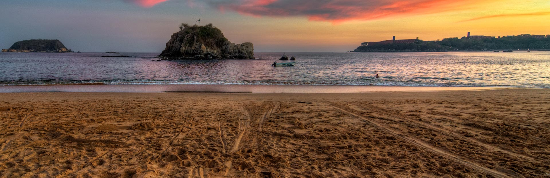 Ixtapa Sunset