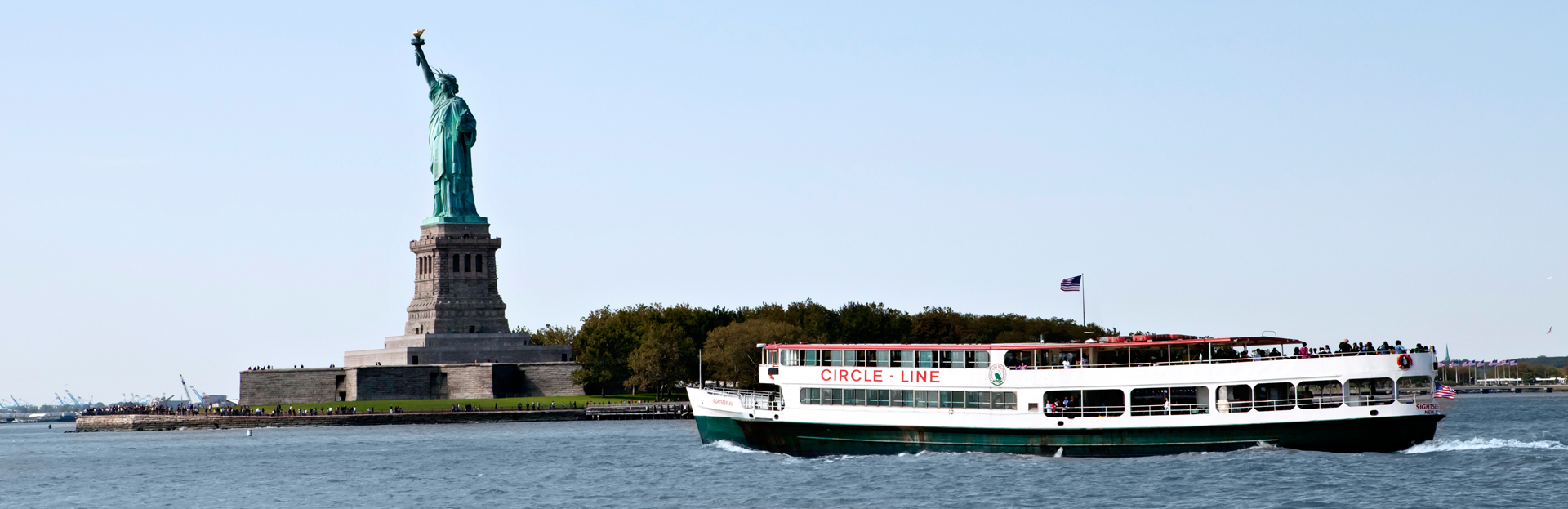 Circle Line Cruise in New York