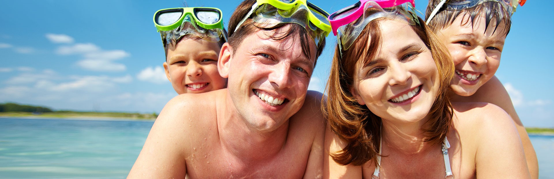 Family Vacations from Moncton