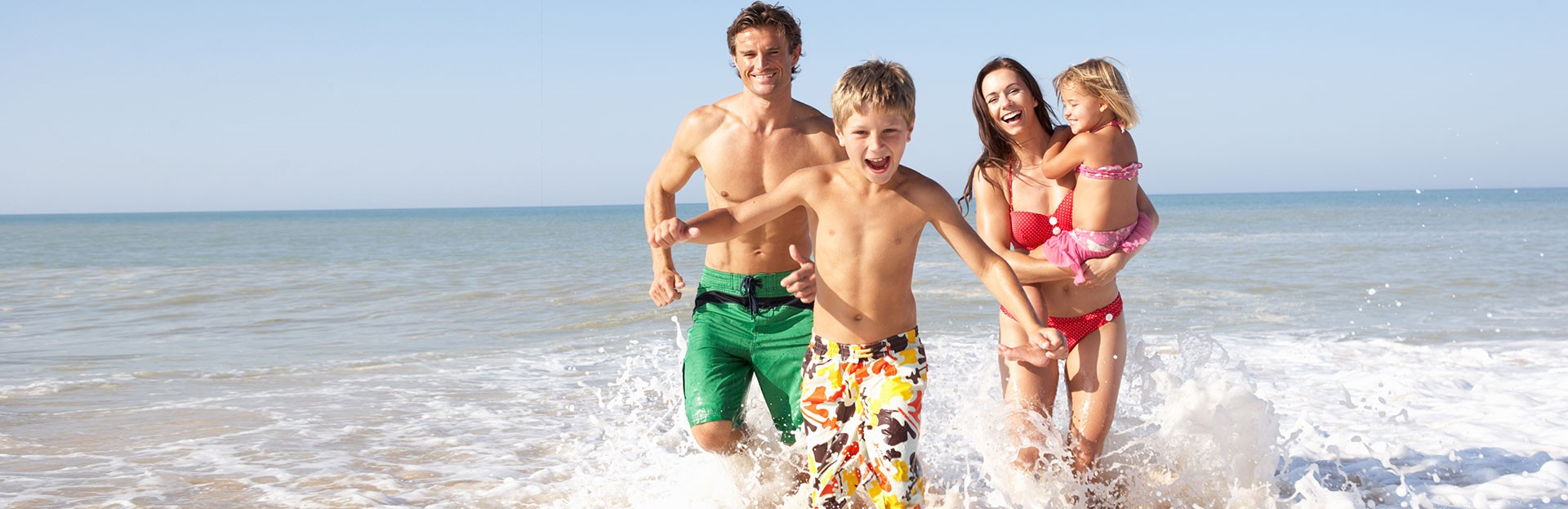Family Vacations at the Beach from Regina