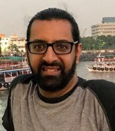 Shaukath Fattah travel agent tripcentral Waterloo