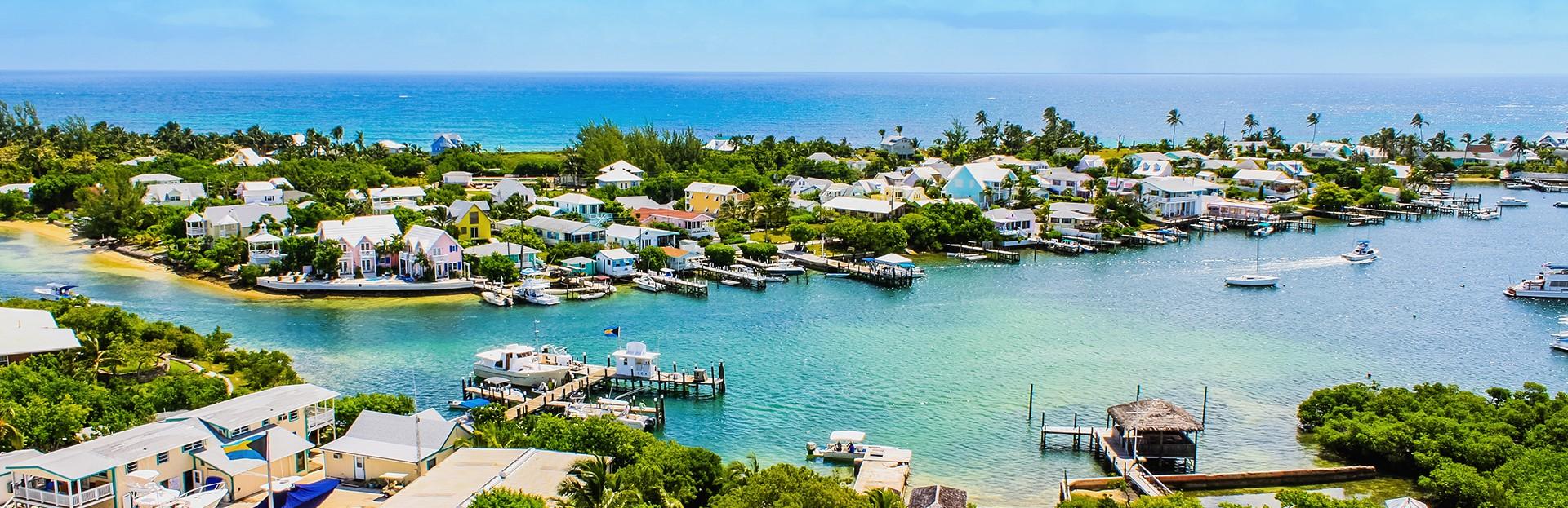 Nassau nassau nassau skyline nassau bahamas