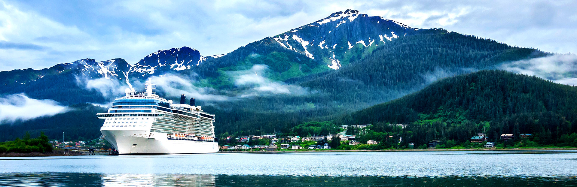 Alaska Cruises from Seattle-Vancouver with Flights from Toronto