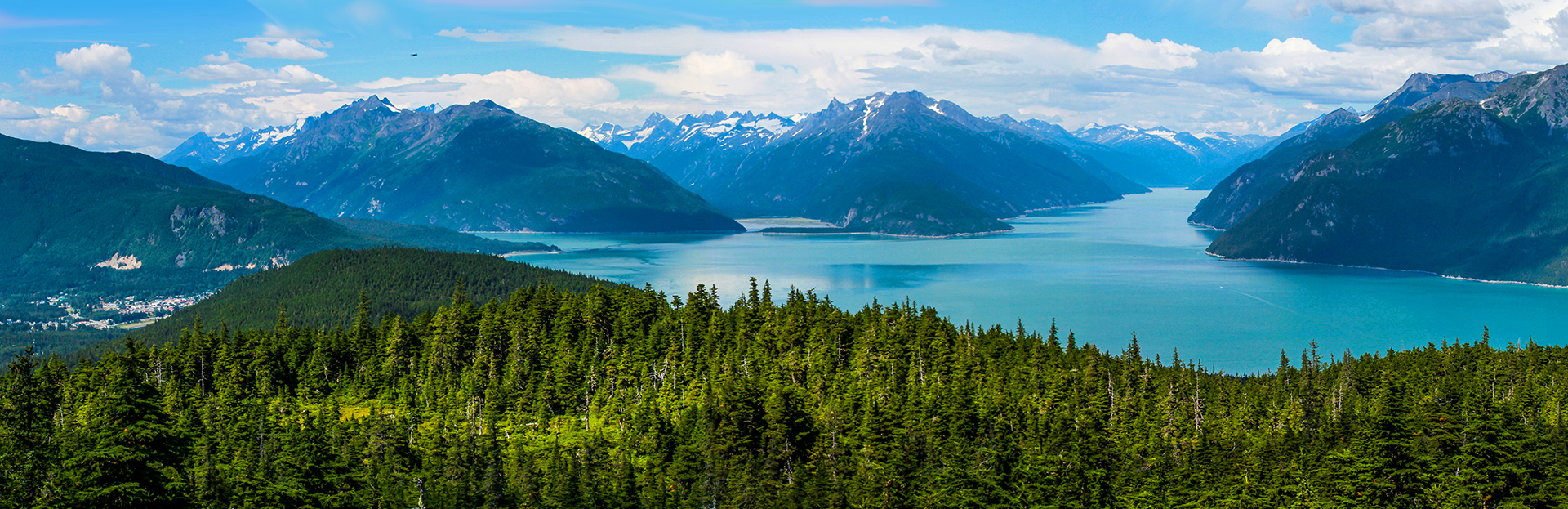 Alaska Glacier Cruises with Flights from Toronto