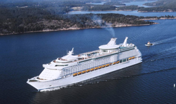 Adventure of the Seas is one of Royal Caribbean's largest ships