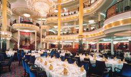 Adventure of the Seas is one of Royal Caribbean