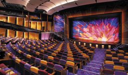 Pacifica Theatre onboard Royal Caribbean's Brilliance of the Seas